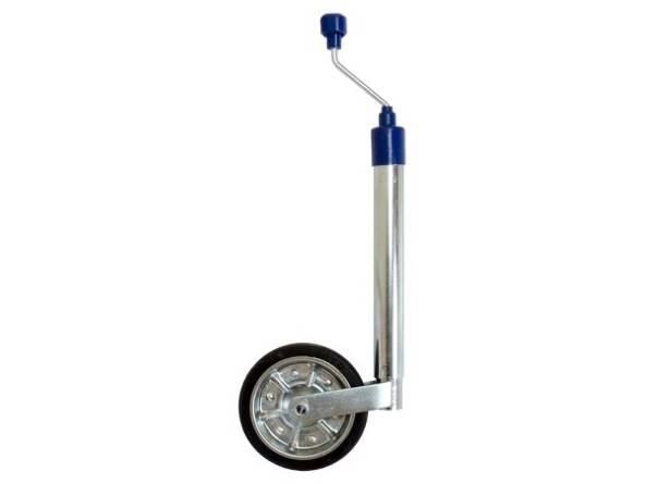Повече информация за Маневрени колела и опорни крака за ремаркета и каравани